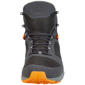 Haglöfs M's Strive Mid GT Shoes beluga/tangerine